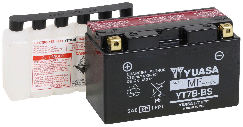 Bateria Yuasa Yt7bbs Dr400 114197