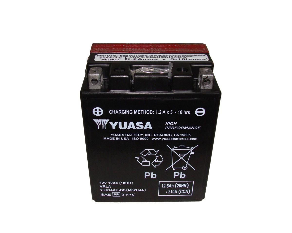 Bateria Yuasa Ytx14ahbs 2568