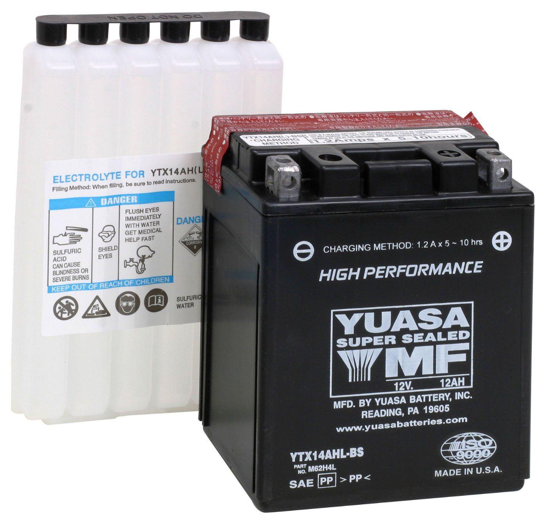 Bateria Yuasa Ytx14ahlbs 2569