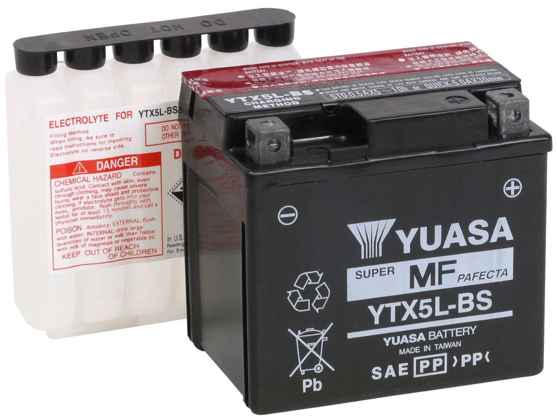 Bateria Yuasa Ytx5lbs Tit es 114173