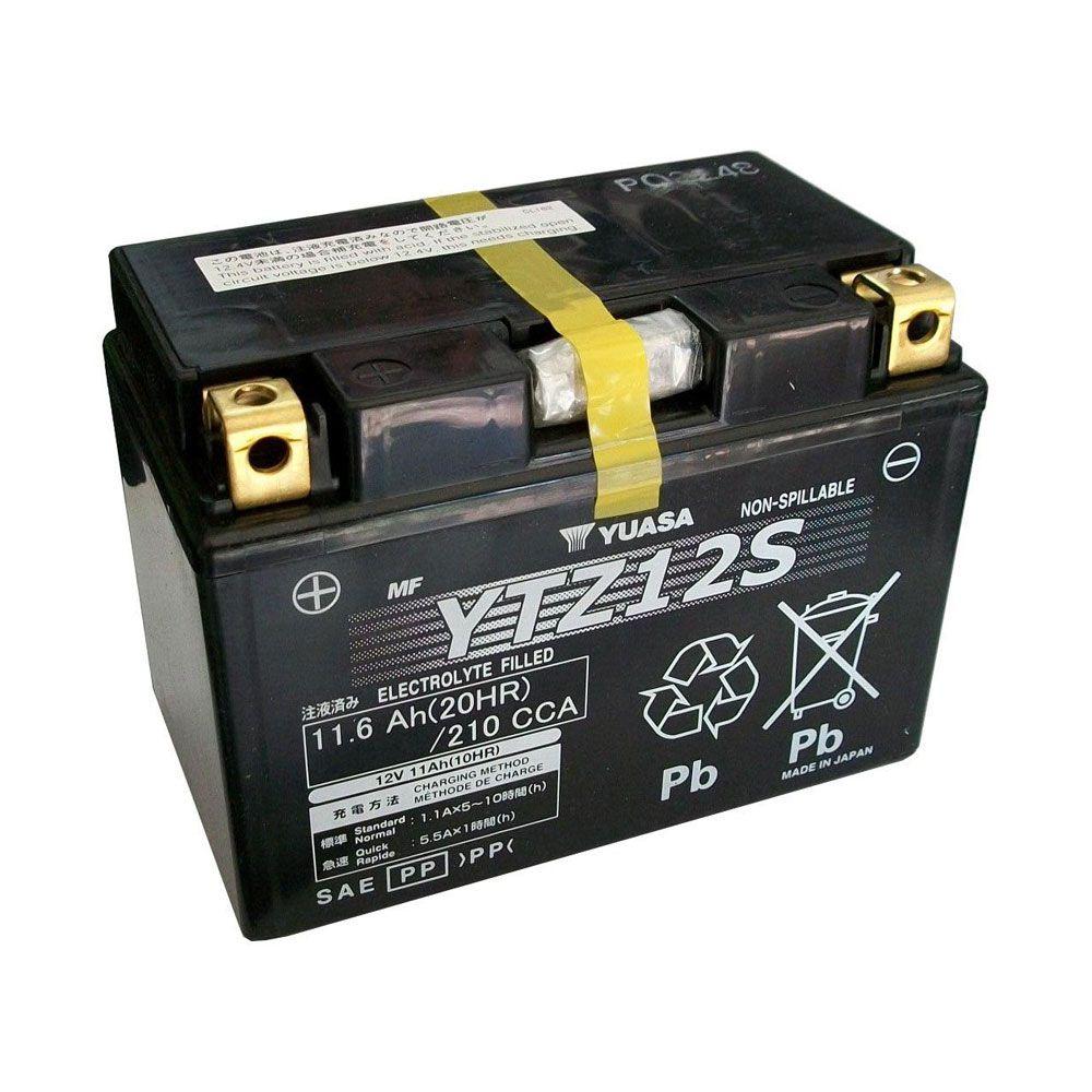 Bateria Yuasa Ytz12s Cbr1100x/shadow750