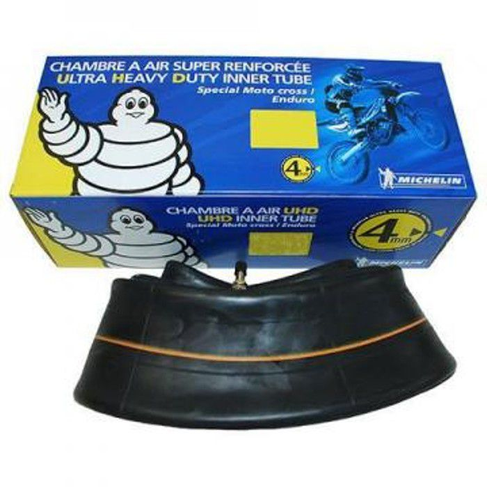 Camara de ar Michelin 140-80-18 Off Road Refor 2057