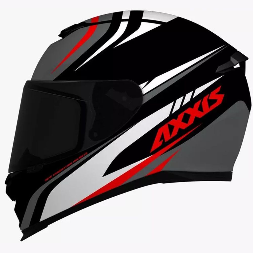 Capacete Axxis Eagle Hybrid