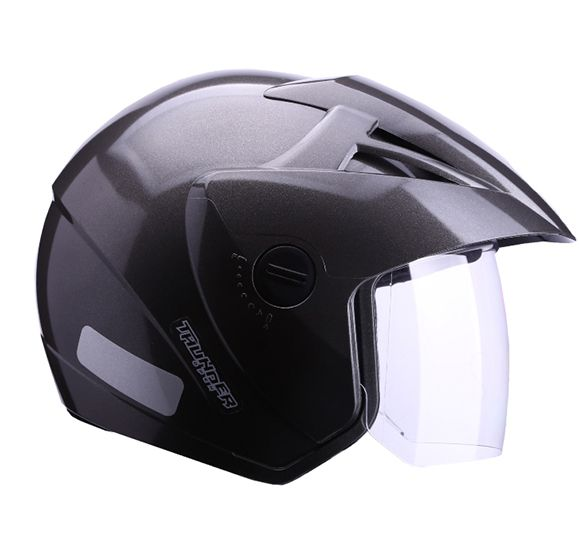 Capacete Ebf Thunde Ope Solid