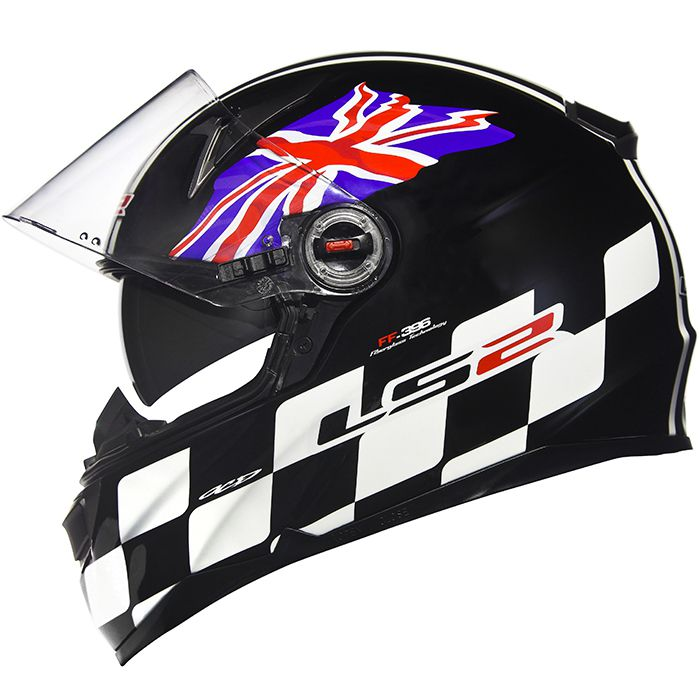 Capacete Ls2 Ff396 Nation gl uk