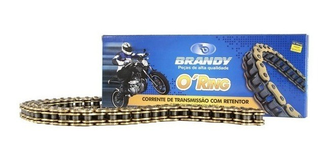 Corrente Brandy 520hox108l C/ret 707