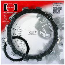 Disco Fricc Fischer Kdx H1/h2/h3 Vf805