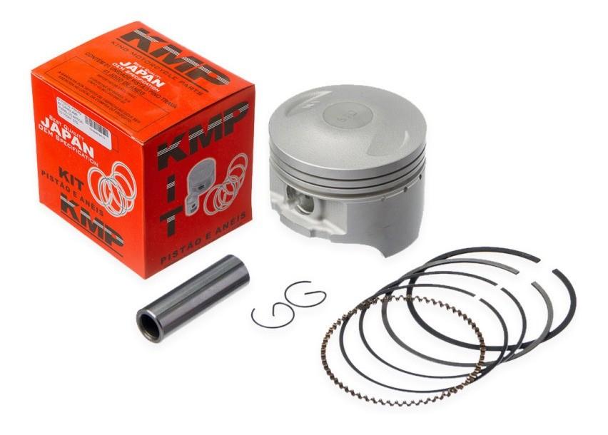 Kit Pis/anel Kmp Xlx250 0.25 102780