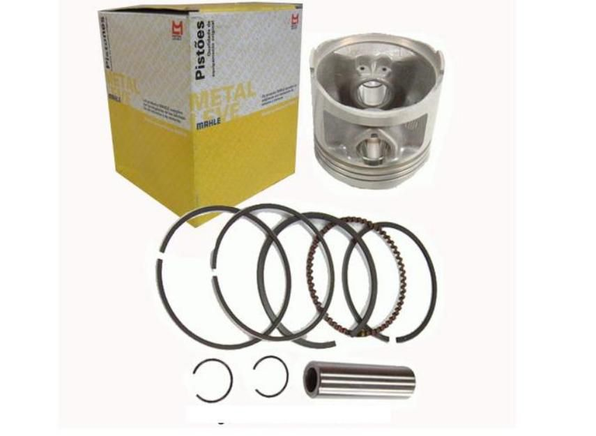 Kit Pis/anel Metal Leve Cbx150 0.75 9024