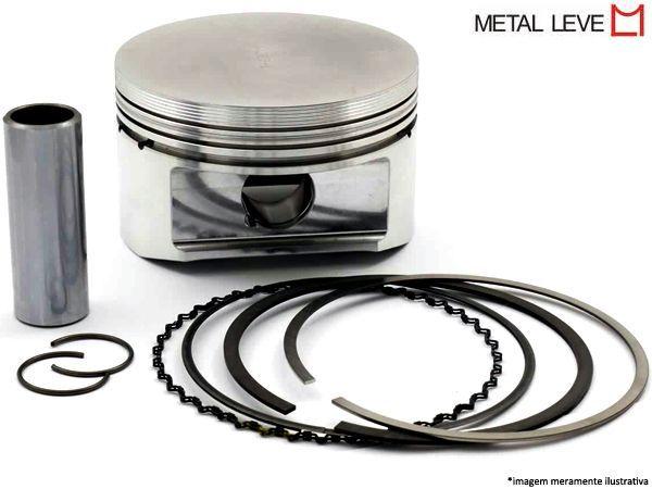 Kit Pis/anel Metal Leve cg 125 0.25 1366