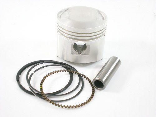 Kit Pis/anel Metal Leve Tit Fan125 09 0.75 9350