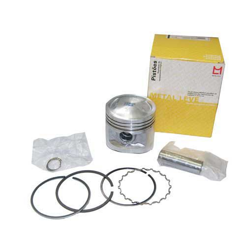 Kit Pis/anel Metal Leve Tur/ml/xl125 0.50 1367