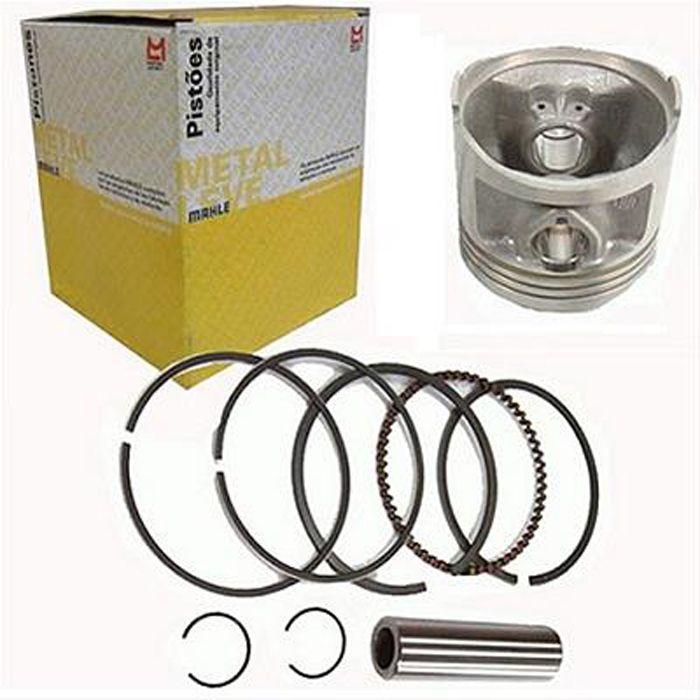 Kit Pis/anel Metal Leve Ybr 0.75 9114