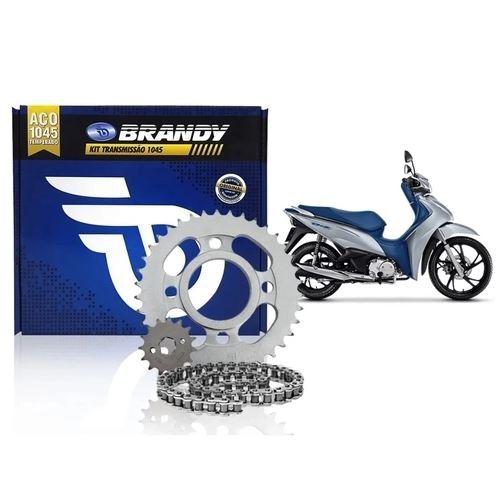Kit Relacao Brandy Biz125 05ed 1045 0182