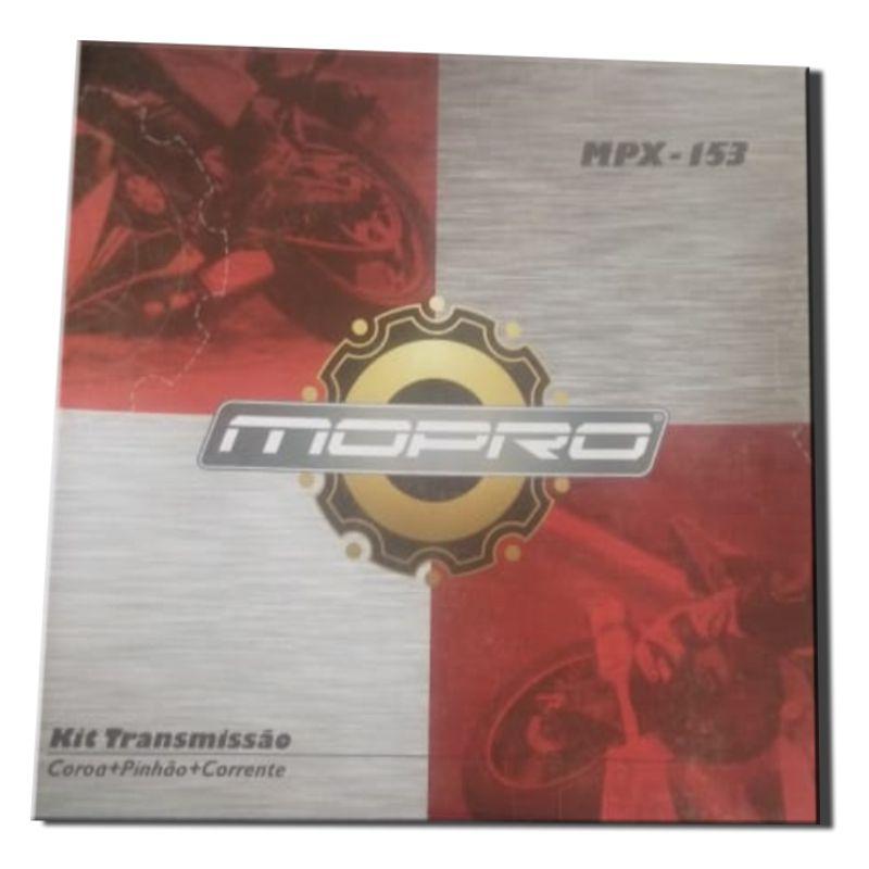 Kit Relacao Mopro Cb300r C/ret 1045 Mpx155