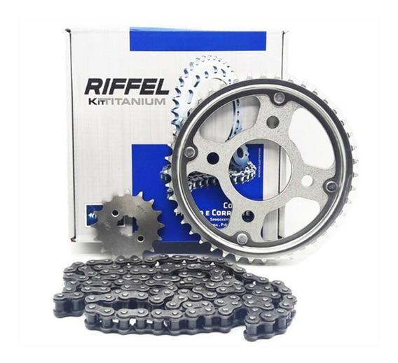 Kit Relacao Riffel Rx400 1045 C/ret