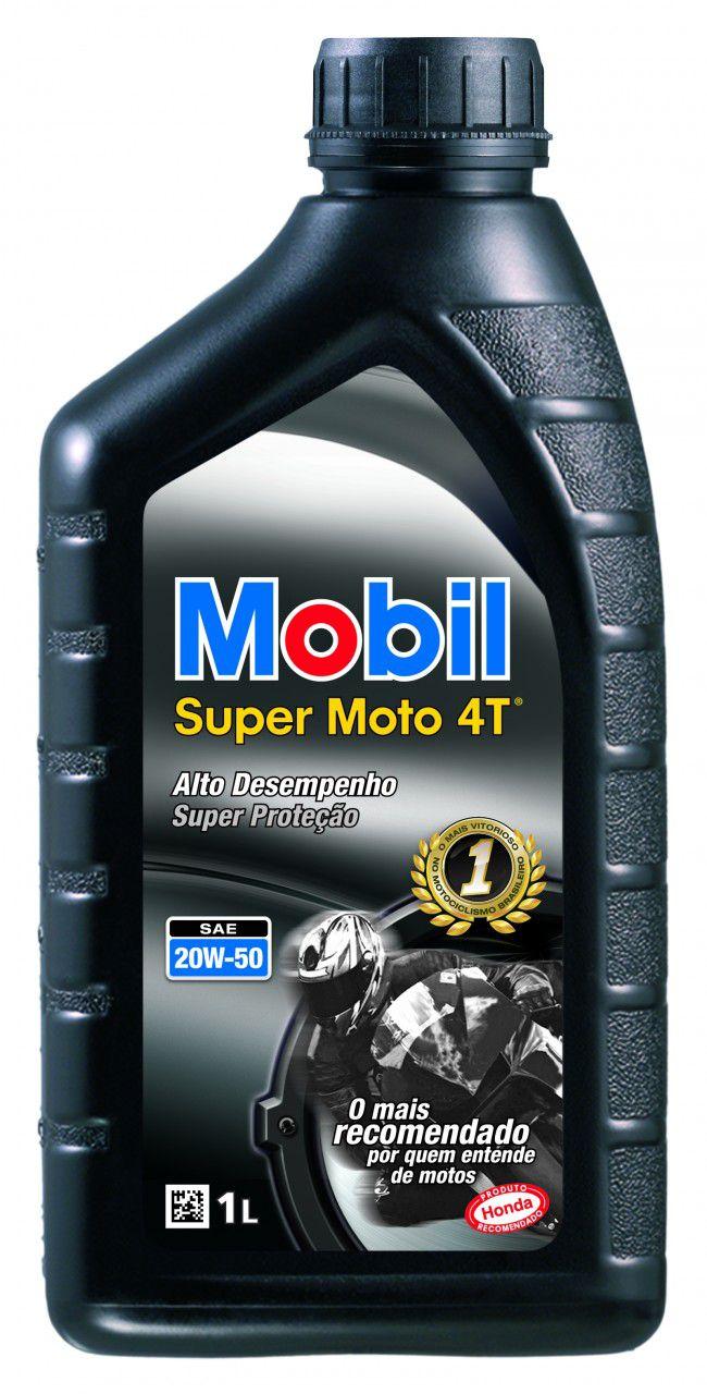 Oleo Mobil 4t 20w50 Motor Super Moto