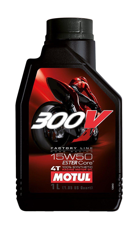 Oleo Motul 4t 300v 15w50 Factory Line 308