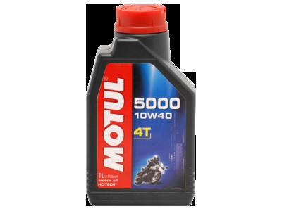 Oleo Motul 4t 5000 10w40 1lt Mt371