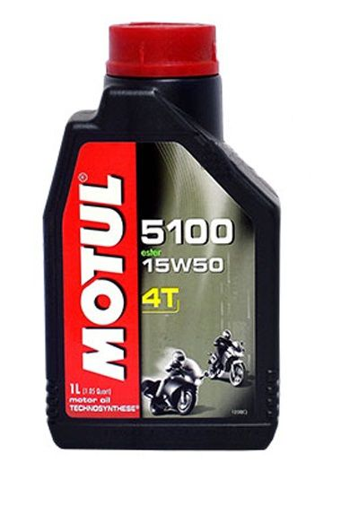 Oleo Motul 4t 5100 15w50 Ester 1lt Mt369