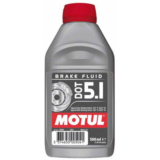 Oleo Motul Freio Dot 5.1 500ml Mt043i