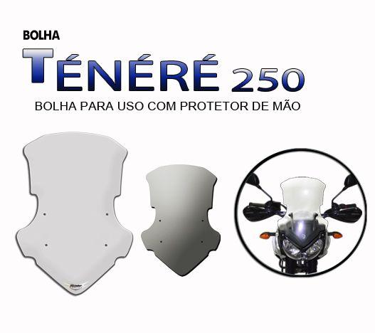 Parabrisa Motovisor Tene250 P/uso Prot Mao 1108