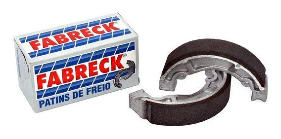 Patim Freio Fabreck Tit00 D/t 0.75 5043
