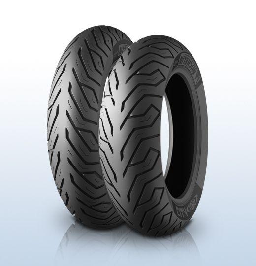 Pneu Diant Michelin 110-70-16 City Grip 52s