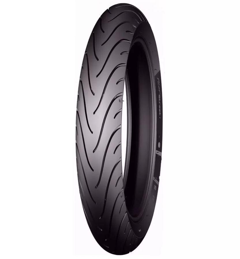 Pneu Diant Michelin 110-70-17pilot Street54s