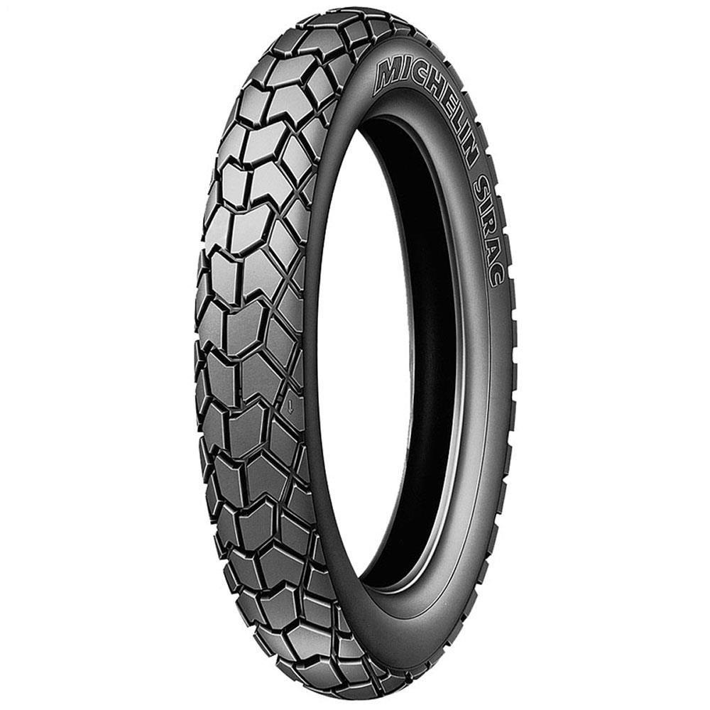 Pneu Diant Michelin 2.75-18 Sirac Street Tl/tt 42p