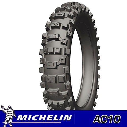 Pneu Diant Michelin Cross 80-100-21 Ac10 51r