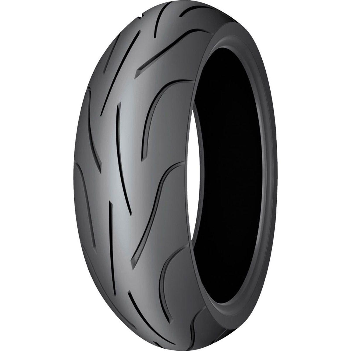 Pneu Tras Michelin 190-55-17 Pilot Power 2ct