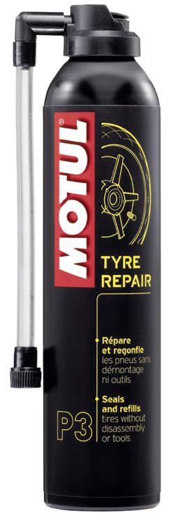 Spray Motul P/reparo Pneu 300ml p3 Mt083ii