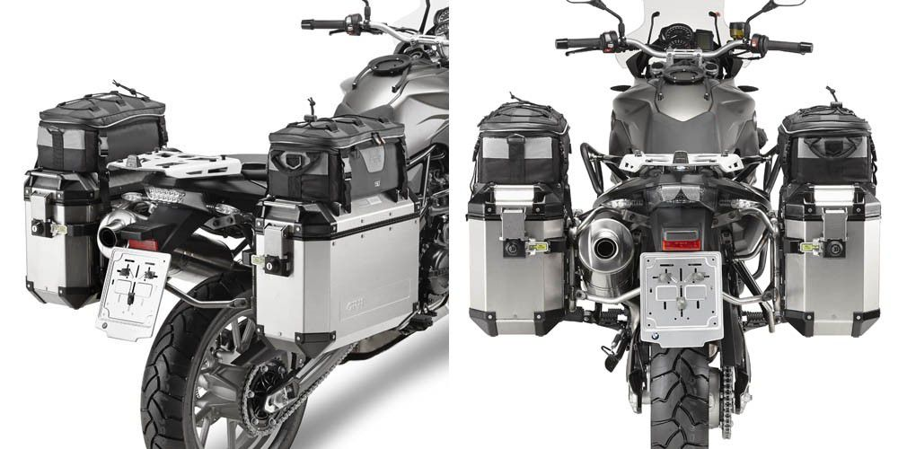 Suporte Givi Lat Bmw F650gs/f800gspl5103cam