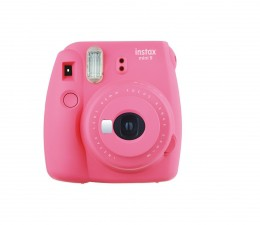 Camera INSTAX Mini 9 Rosa Flamingo