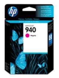 Cartucho de Tinta Officejet HP Suprimentos C4908AL HP 940XL Magenta 19ML
