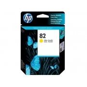 Cartucho de Tinta Plotter  HP Suprimentos C4913AB HP 82 Amarelo 69ML