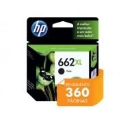 Cartucho HP 662XL Preto 6,5ML - CZ105AB