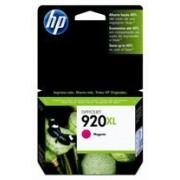 Cartucho HP 920XL Jato de Tinta Magenta 6,5ML - CD973AL