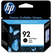 Cartucho HP 92 Jato de Tinta Preto 5,5ML - C9362WB