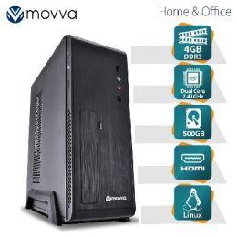 Computador Lite INTEL Dual Core J1800 2.41GHZ Memoria 4GB HD 500GB Fonte 200W Gabinete SLIM Linux