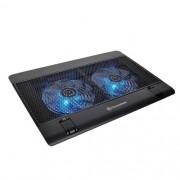 Cooler Notebook TT Massive 14*2 17INCH 140MM*2 CL-N001-PL14BU-A