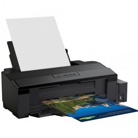 Epson Impressora Tanque de Tinta L1800 Color - 15PPM PRETO/COLOR, A3/A4 (USB)