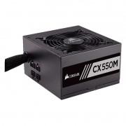 Fonte CX550M 550W Modular 80 PLUS Bronze