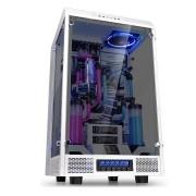 Gabinete TT THE Tower 900/WHITE/WIN/TEMPERED GLASS CA-1H1-00F6WN-00