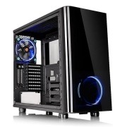 Gabinete TT View 31 TG BLACK WIN Tempered GLASS X 2 CA-1H8-00M1WN-00