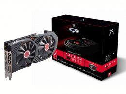 Gpu RX 580 8GB OC+ GTS XXX Edition DDR5 1386MHZ XFX RX-580P8DFD6