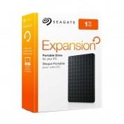 "HD Externo Portatil Seagate 1TB Nexpansion USB 3.0 - BLACK 2.5"" - S/ Fonte de Alimentacao"