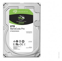 HD Interno Seagate Desktop Barracuda PRO 8TB SATA 256MB 3.5 7200RPM (ST8000DM005)