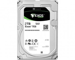 HD Interno Seagate EXOS 7E8 2TB 7200 RPM Enterprise SATA (ST2000NM000A)